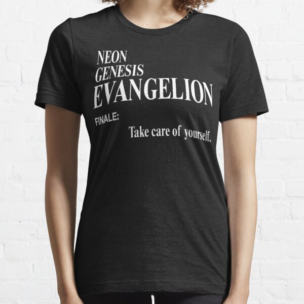 Neon Genesis Evangelion: Take care of yourself.  Essential T-Shirt