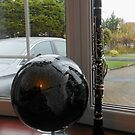 Clarinet and Globe by Kathryn Jones