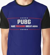 Make Pochinki Great Again PUBG Graphic T-Shirt