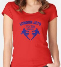 LONDON JETS (Red Dwarf) Women's Fitted Scoop T-Shirt