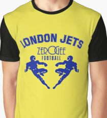 LONDON JETS (Red Dwarf) Graphic T-Shirt