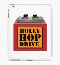 HOLLY HOP DRIVE (Red Dwarf) iPad Case/Skin