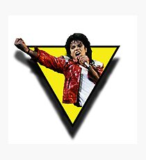 Michael Jackson Photographic Print