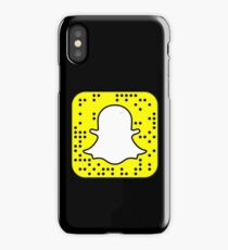Made to Order Custom snapcodes (Message Nia.v on kik) DO NOT ORDER UNTIL YOU HAVE REACHED ME iPhone Case/Skin