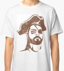 Pirate Captain Classic T-Shirt
