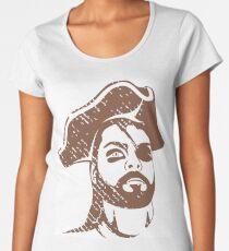 Pirate Captain Women's Premium T-Shirt