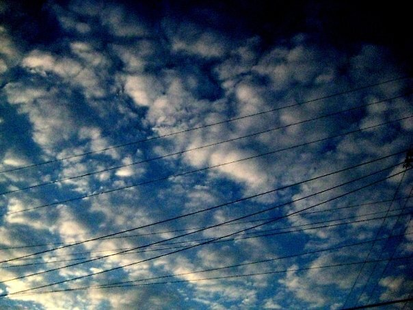 Clouds 1 by SamanthaJune