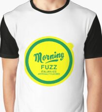 Morning Fuzz Italian Ice Shirt Graphic T-Shirt