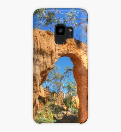 The Golden Arch of Hill End Case/Skin for Samsung Galaxy