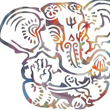 Ganesha 1 by gandix
