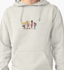 Hey Arnold Pullover Hoodie