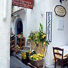Amalfi, Italy by dunawori