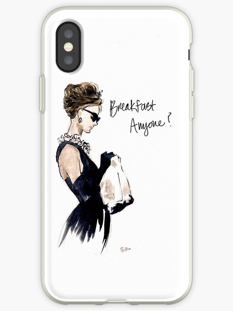 audrey hepburn iphone 8 plus case