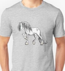 Beautiful Spanish Horse - PRE - Horses - Gift Unisex T-Shirt