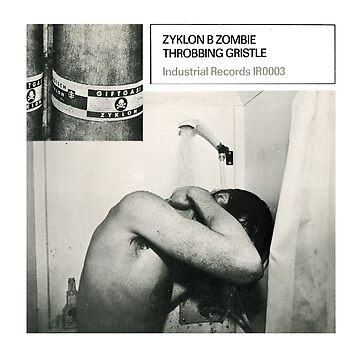 Throbbing Gristle - Zyklon B Zombie by grybi