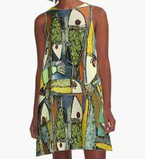 FISHY A-Line Dress
