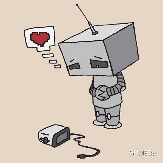 TShirtGifter presents: The Lonliest Automaton