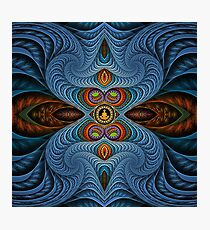The Meditation of Transfigured Reality Photographic Print