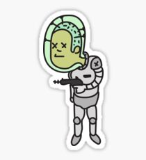Space Explorer Boi Sticker