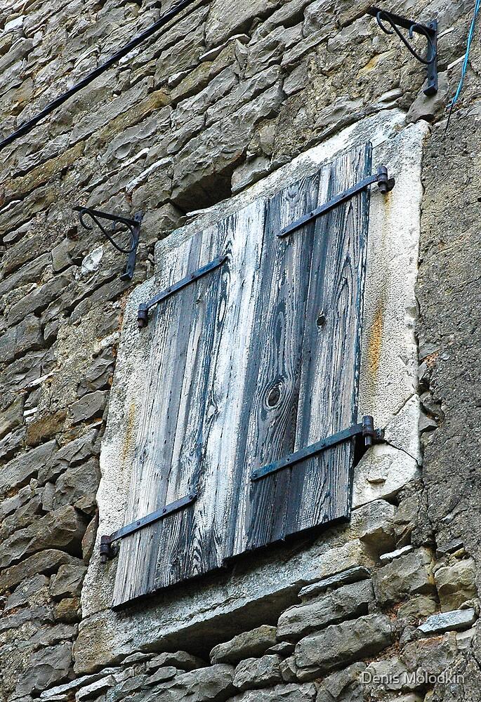 Windows & Shutters - 3 by Denis Molodkin
