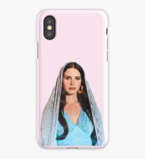 goddess lana iPhone Case/Skin