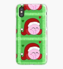 Holiday Kirby iPhone Case/Skin