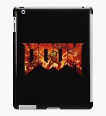 "Doom® - ""Hell"" Logo T-Shirt & Memorabilia iPad Case/Skin"