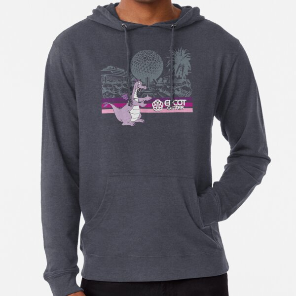 Welcome to EPCOT Center Lightweight Hoodie