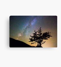 Get Lost In Space Canvas Print