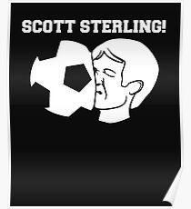Scott Sterling tshirt Poster