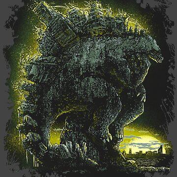 Never Forget Stego Sore Us Stegosaurus by MudgeStudios