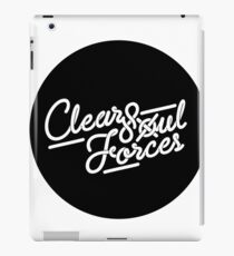 Forces iPad Case/Skin