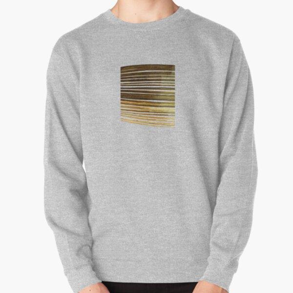 Bamboo gold Pullover Sweatshirt