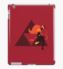 Din (Oracle) - Sunset Shores iPad Case/Skin