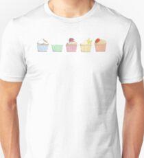 Who ate my cupcake ? Unisex T-Shirt