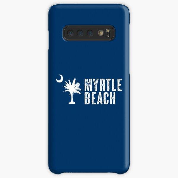 Myrtle Beach South Carolina Palm Samsung Galaxy Snap Case