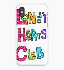 Lonely Hearts Club-Marina And The Diamonds iPhone Case/Skin