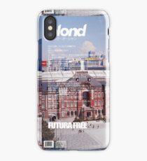 Frank ocean - Futura Free iPhone Case/Skin