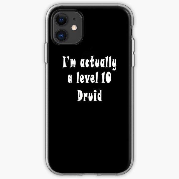 coque iphone 12 druid
