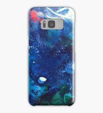 Bright Ocean Life, Tiny World Collection Samsung Galaxy Case/Skin