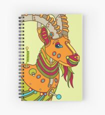 Ibex, from the AlphaPod collection Spiral Notebook