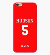 Finn Hudson Football Jersey (Heim) iPhone-Hülle & Cover