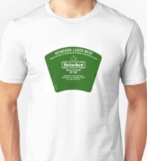 Famous Beer Label T-Shirt