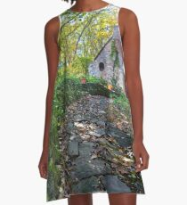 Hansel and Gretel House A-Line Dress