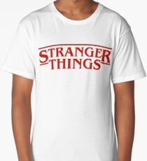 Stranger Things Long T-Shirt