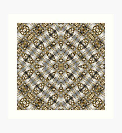 Winter Shades of Gray Art Print