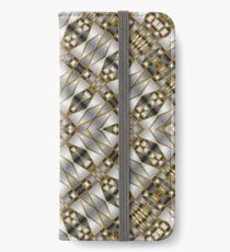 Winter Shades of Gray iPhone Wallet/Case/Skin