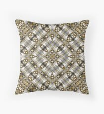Winter Shades of Gray Floor Pillow
