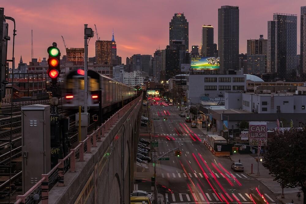 Queens, New York by mattmacpherson
