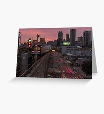 Queens, New York Greeting Card